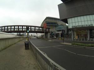 Stratford Bus Station