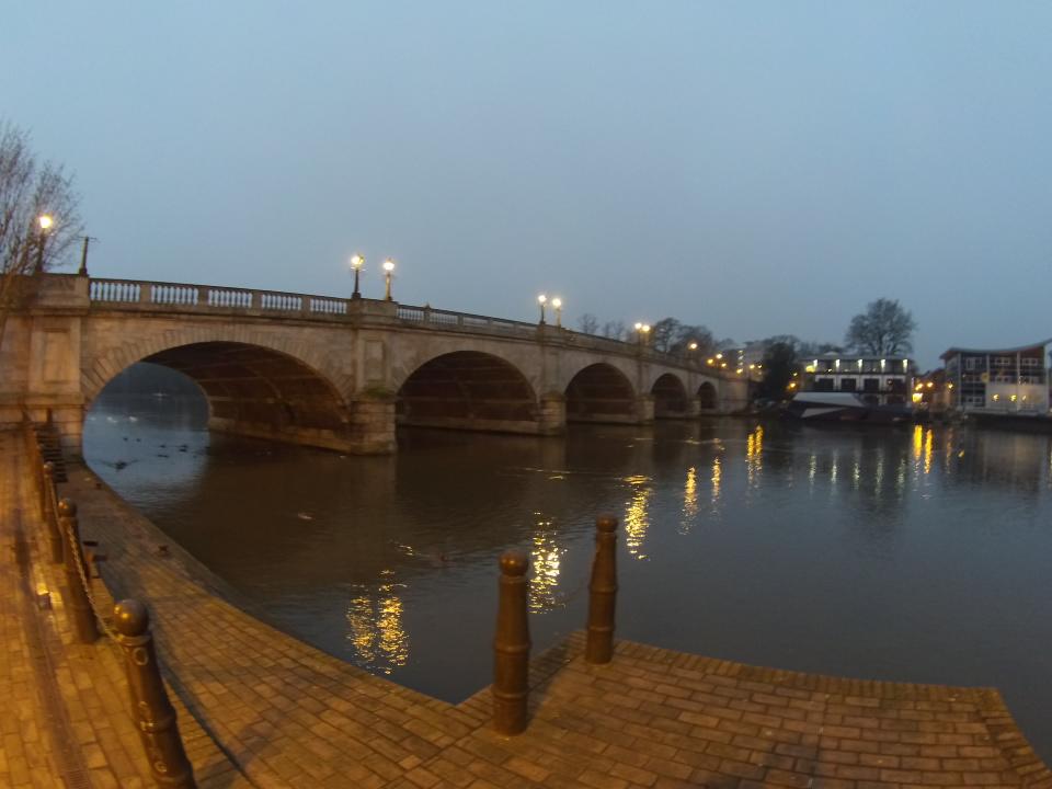 Kingston-Upon-Thames Bridge