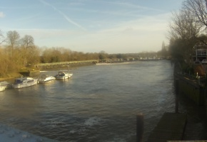 Teddington Lock Bridge