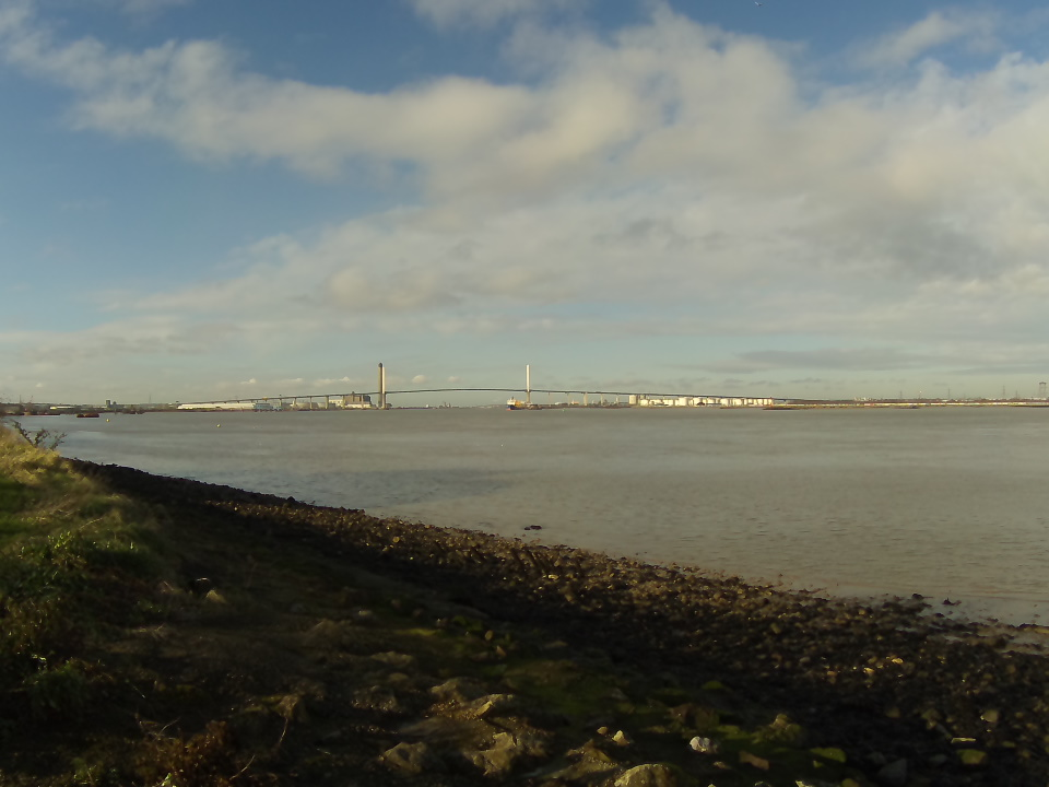 The Dartford Bridge