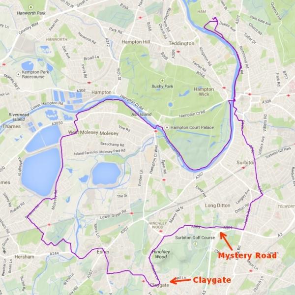 Todays map