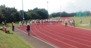 Start of Southend 100 mile race