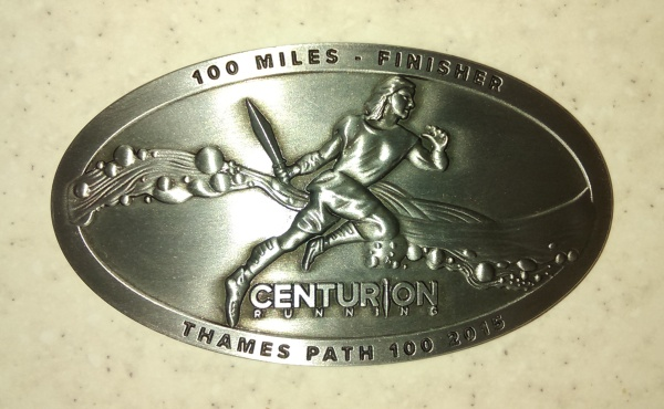 Thames Path finishers buckle