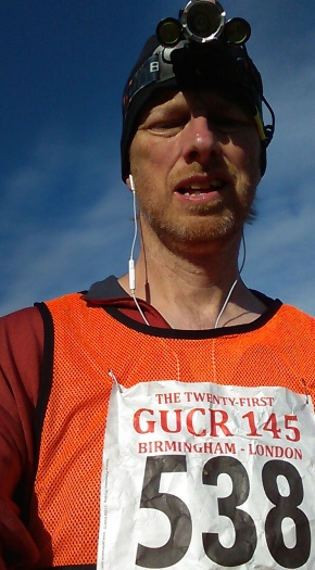 GUCR Selfie approaching 100 miles