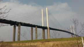 QE2 Bridge - Dartford