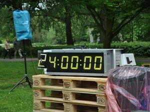 24 hour clock