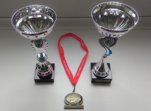 cups and medals won in may 2016