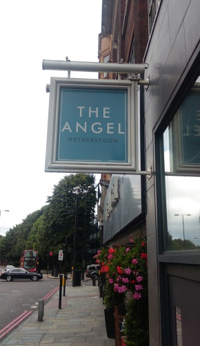 The Angel, Islington