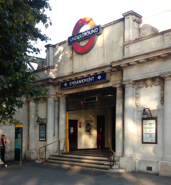 Embankment Station