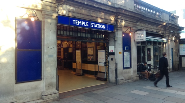 Temple Station