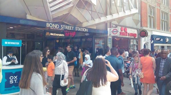 Bond Street Station