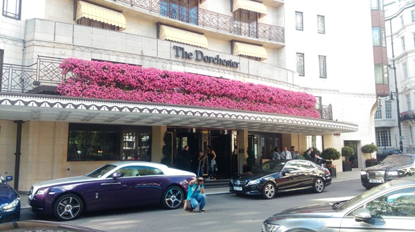 The Dorchester, Park Lane
