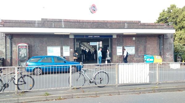 Upney Station