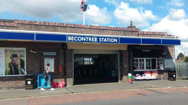 Beacontree Station