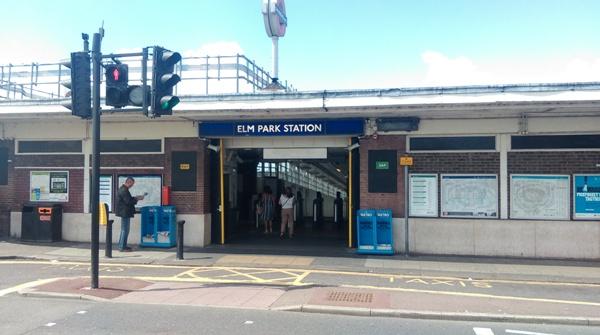 Elm Park Station
