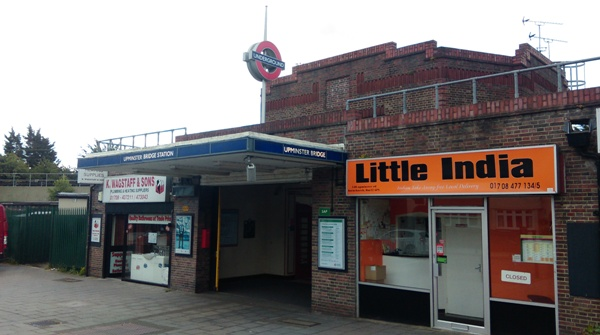 Upminster Bridge Station