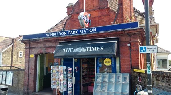 Wimbledon Park Station