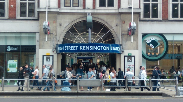 High Street Kensington Station