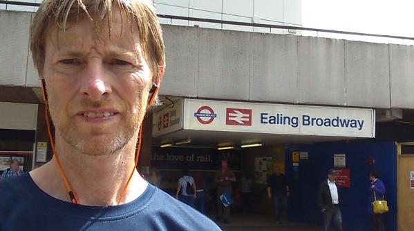 Ealing Broadway Station