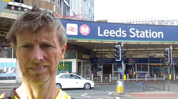 About to walk from Leeds to Redcar