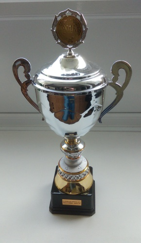 6 jours de France 3rd place cup