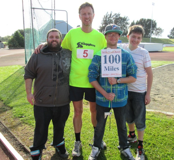 Richard McChesney - my first 100 miler