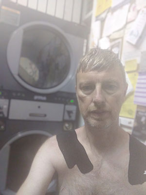 At the Laundrette