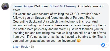 GVRAT Facebook feedback