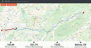 GVRAT week 1 progress map